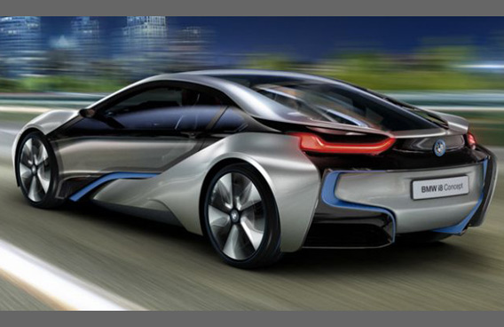 Bmw I8 Top Speed >> BMW electric cars to set template for future - Emirates 24|7