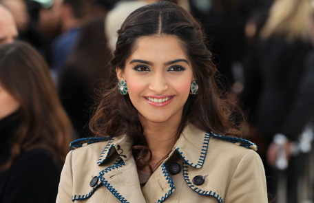 Bollywood Actress Sonam Kapoor on Women&#39-s Portrayal in Indian ...