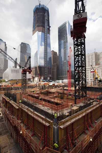 World Trade Center Reaches 100 Floors Emirates24 7