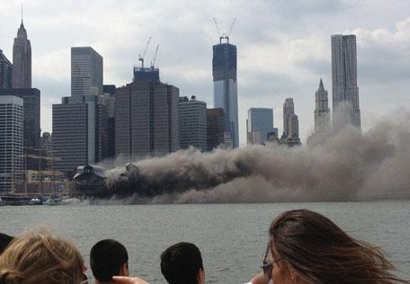 Smoke Cover Smoke Covers Manhattan