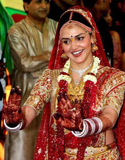Bollywood Bride Esha Deol Emirates 24 7