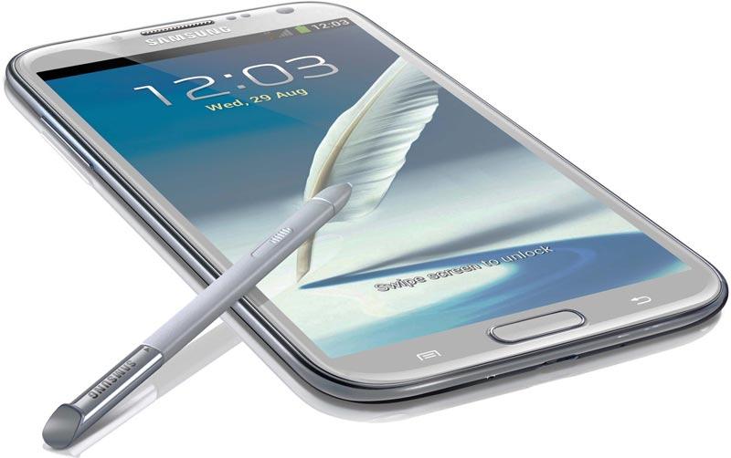 Samsung Galaxy Note II in UAE@Dh2,699 - Emirates24 7