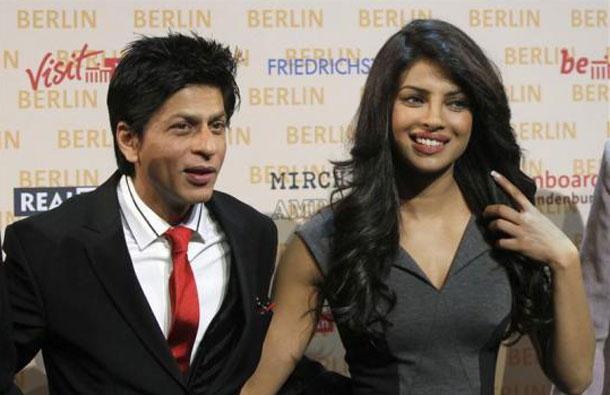 SRK, Priyanka affair gets a Twitter life - Entertainment - Bollywood - Take  One - Emirates24|7