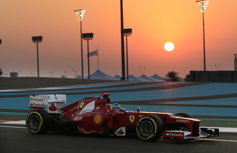 Foto do Circuito de Formula 1 de Abu Dhabi, Yas Marina - foto by emirates247.com