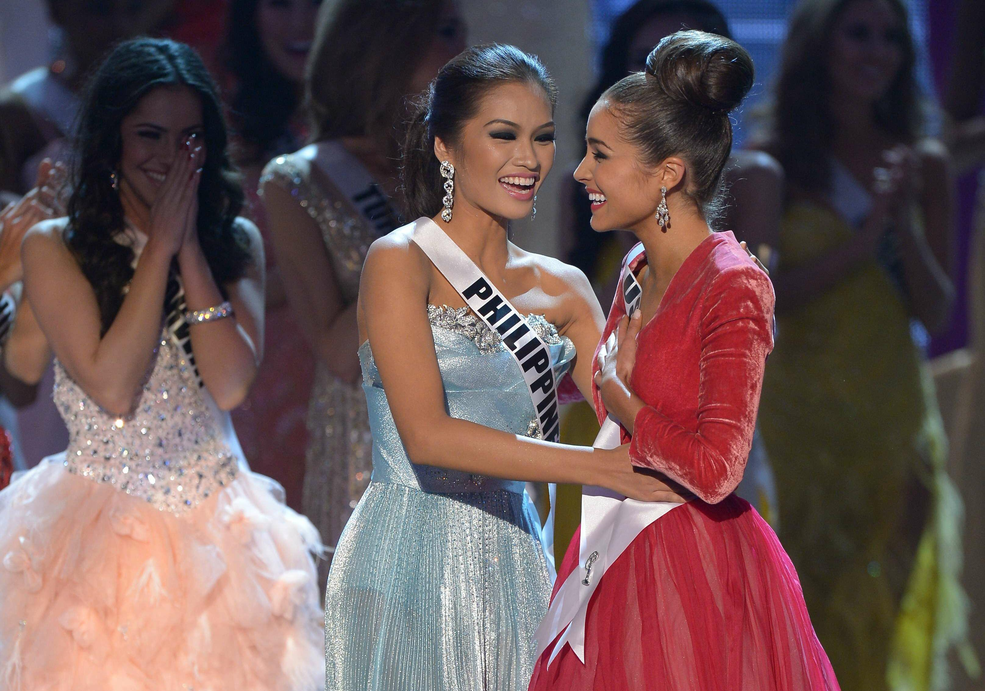 miss philippines 2012 janine tugonon runner up at miss