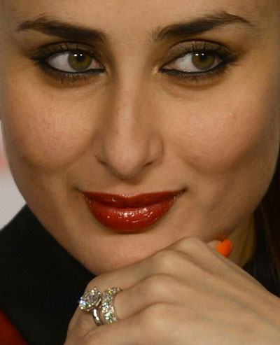 Queen Of Rings Kareena Kapoor