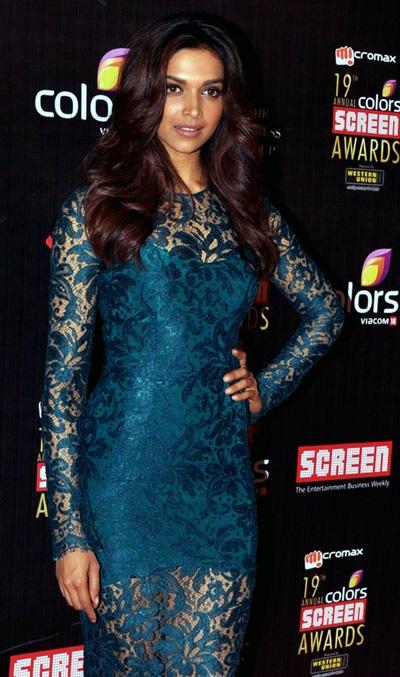 Katrina kaif in star screen awards 2013