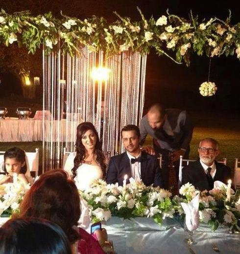 Pictures From Pakistani Singer Atif Aslam's Wedding And