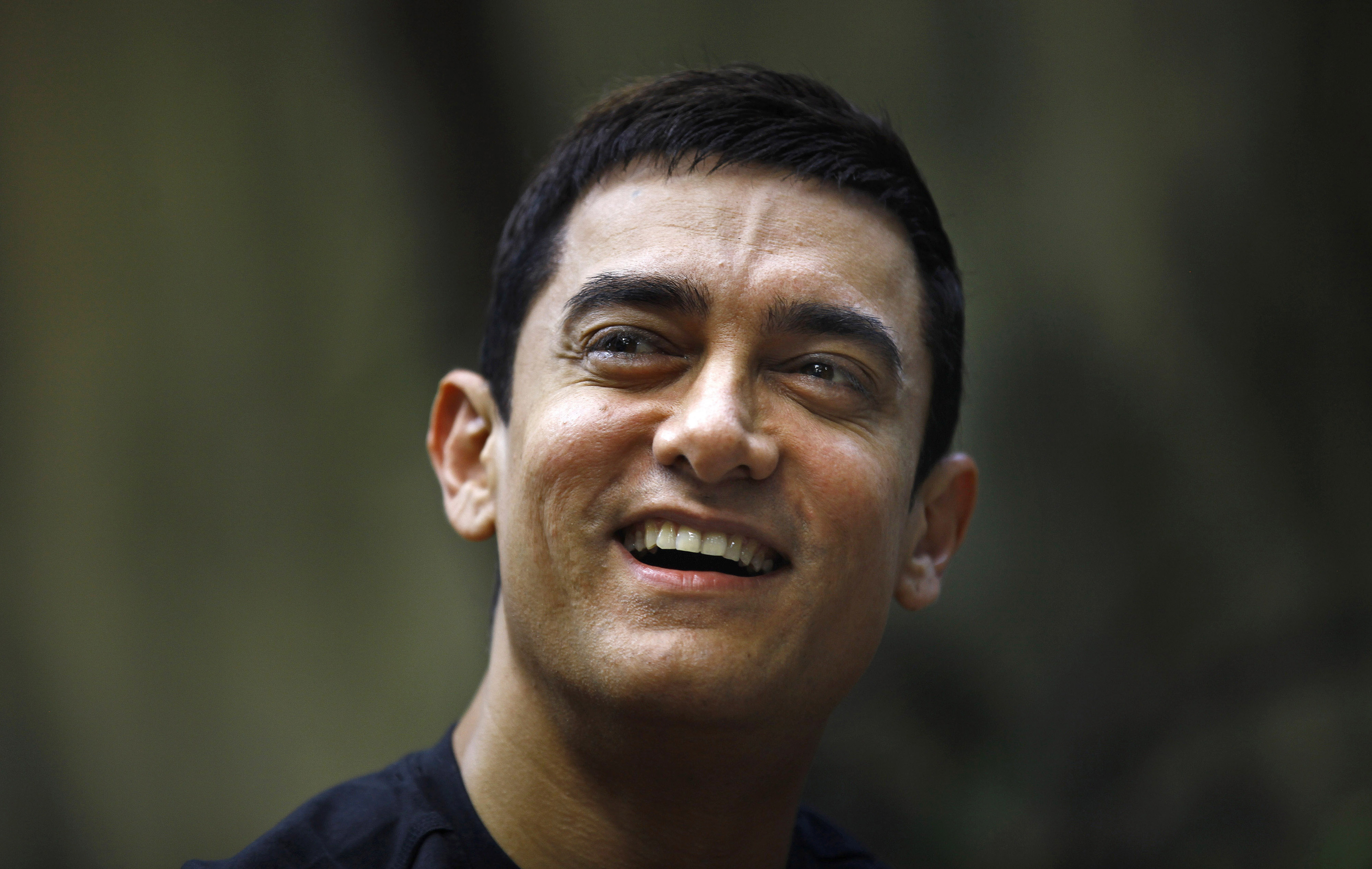 Aamir Khan rules Bollywood at 48