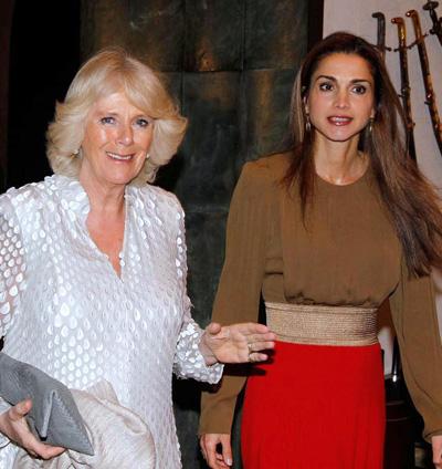Queen Rania Divorce Husbands