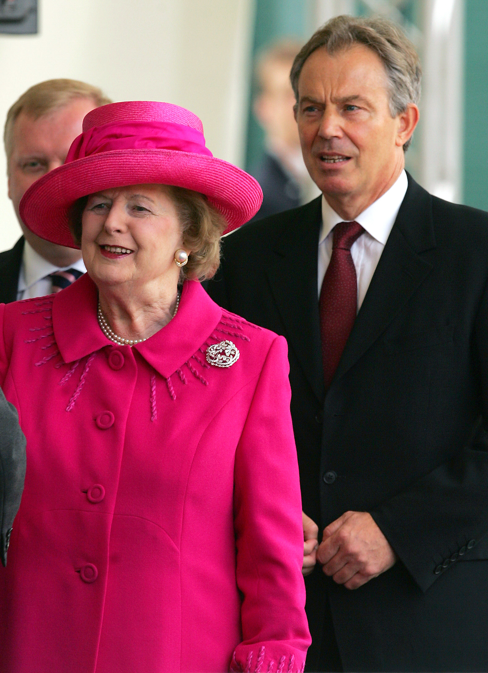 thatcher and blair The first female prime minister of britain, margaret thatcher was a controversial figurehead of conservative ideology during her time in office  tony blair and nearly 600 other friends, family.