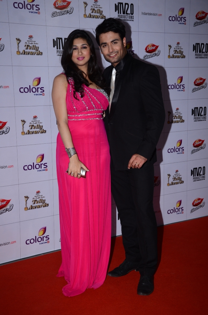 Zoya Nidhi Indian Telly Awards: S...