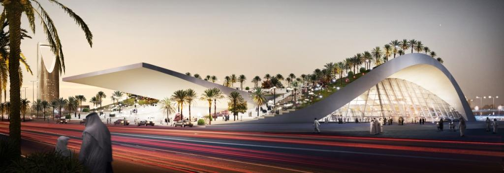 Riyadh Metro Station Designs Revealed - Emirates24