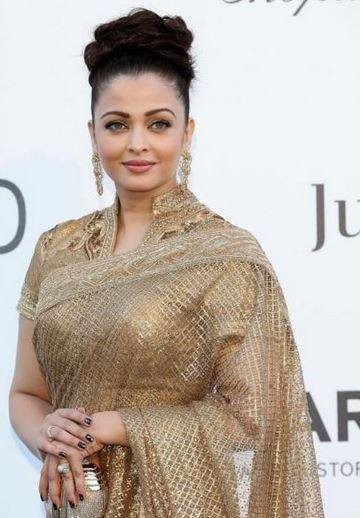 Gold To Ash Aishwarya Rais Last Cannes Look Is