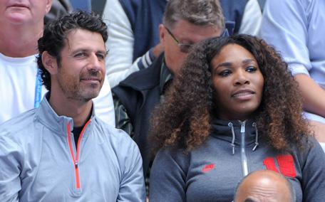 Serena Williams 2014 Boyfriend