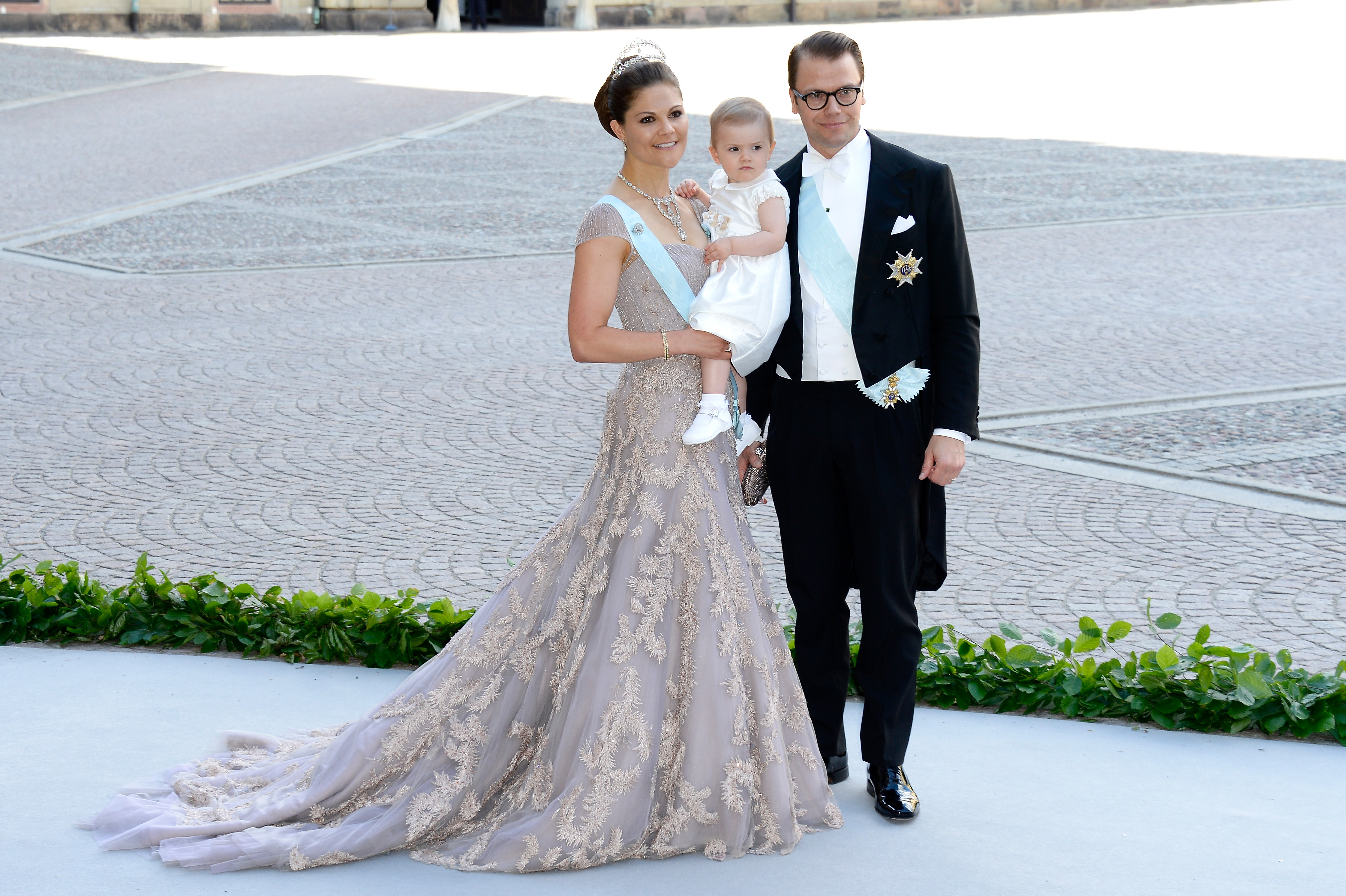 Royal Wedding: Princess Madeleine says \'I do\' at lavish bash ...