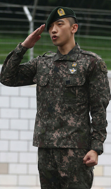 No more Rain in army: South Korea star shines - News in ...