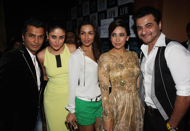 Bollywood stars stun at Lakme Fashion Week - Entertainment ...