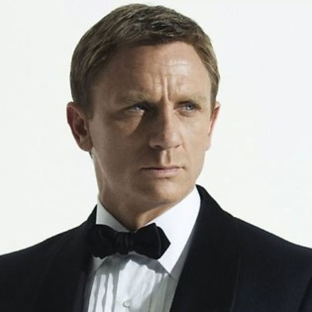 who makes the best james bond beckham daniel craig or