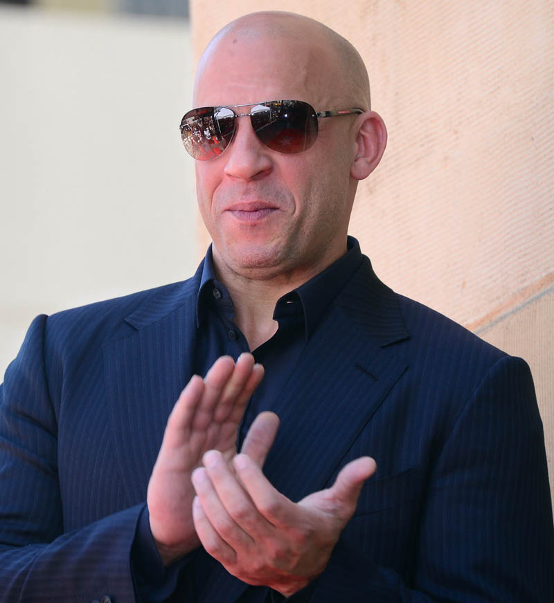 Vin Diesel gets a star on Hollywood Walk of Fame - Emirates 24|7