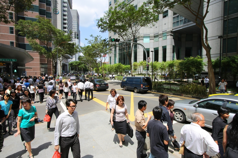 Looking for Singapore job? Click for new rules
