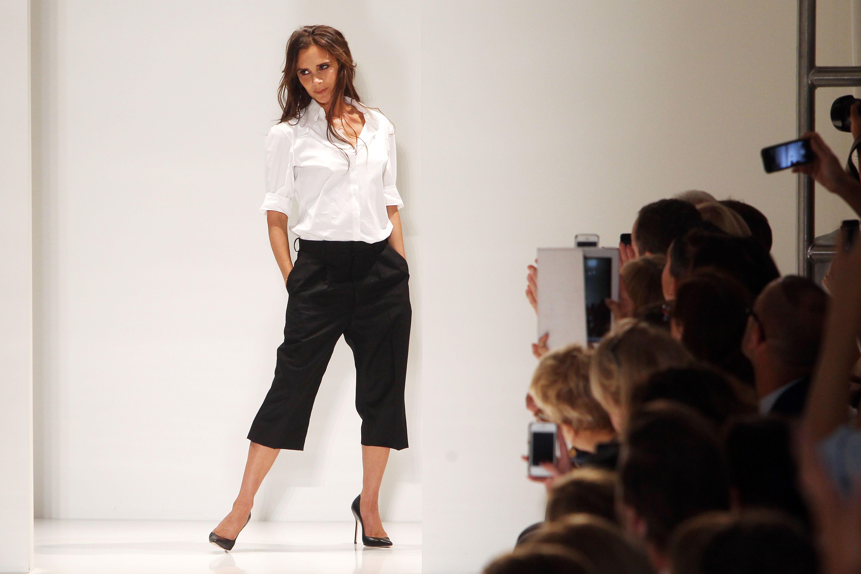 Harper Beckham steals Victoria's NY show