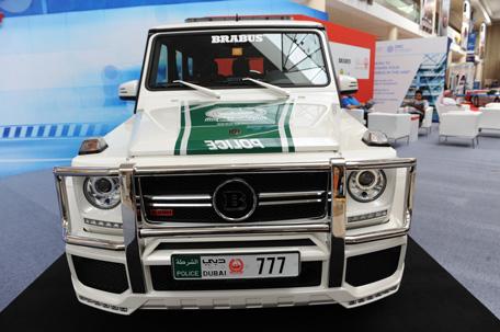 Mercedes G63, Audi R8, Nissan GT-R: Dubai Police luxury fleet ...