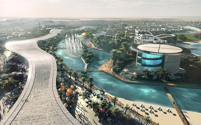 Developments In Dubai : Expo watch out for these mega developments in dubai
