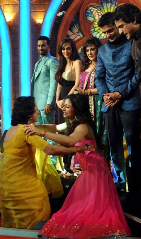 Bigg Boss 7: Salman, Gauhar and Tanisha in limelight