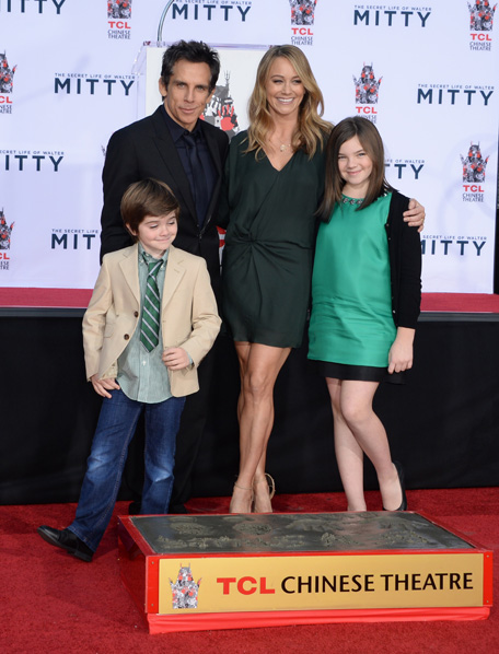 Tom Cruise at hand and footprint ceremony - Emirates 24|7