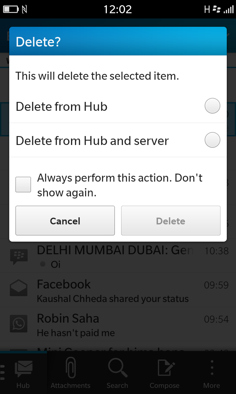BlackBerry Z10 users complain despite BB software updates - Emirates24|7