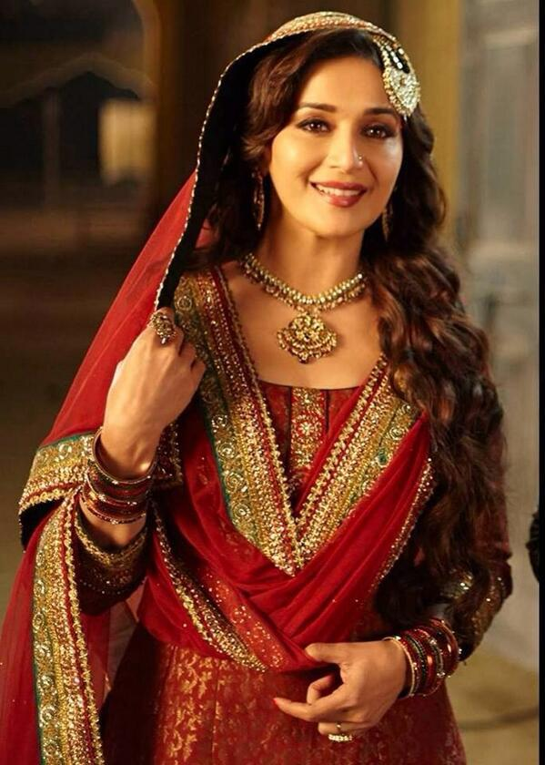 All Eyes On Madhuri Dixit S Big Movie Return Emirates 24 7
