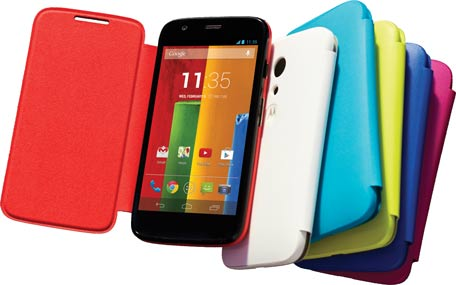 iPhone 5s, Galaxy S4 be warned: Dh899 Google Moto G is in ...