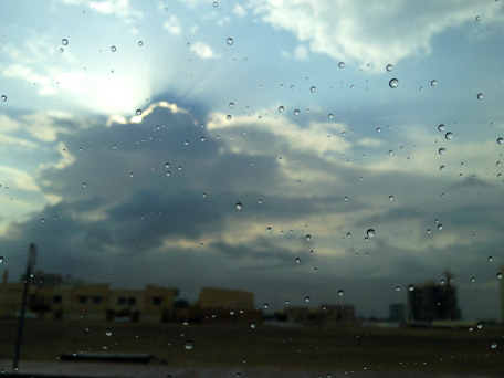 Uae Weather Today Overcast Colder Rain Emirates 24 7