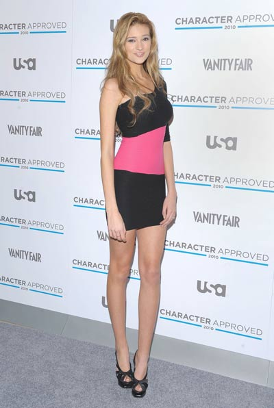 Victoria S Secret Model Kylie Bisutti Becomes Mum