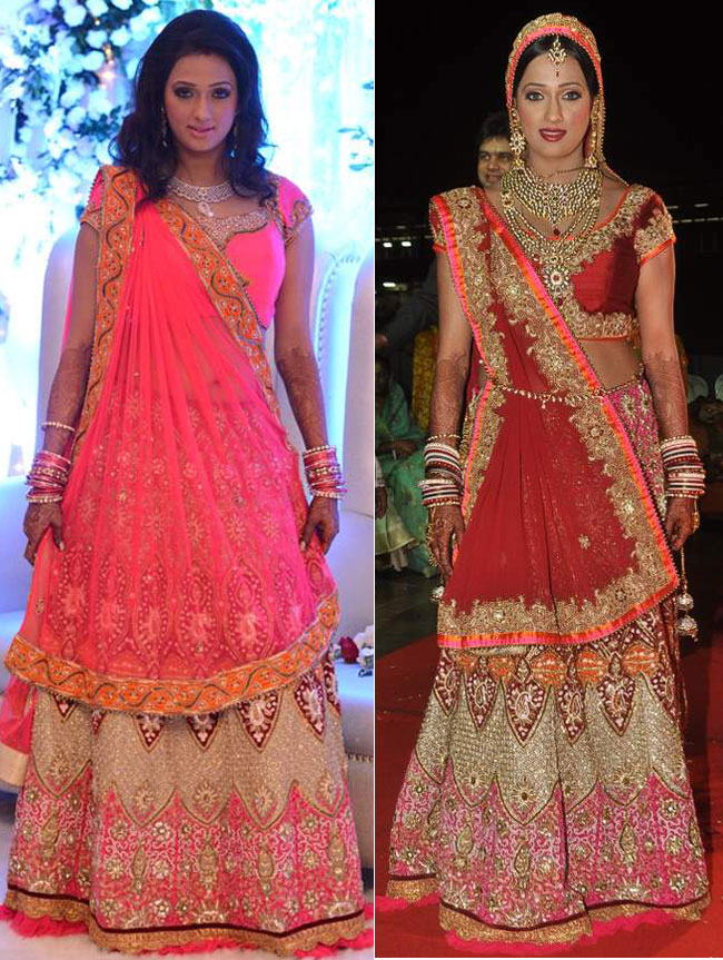 Spot The Difference Tamil Actress Wedding Repeat