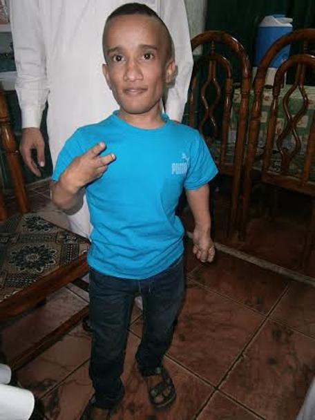 Ajaz Ahmed Tallest Man