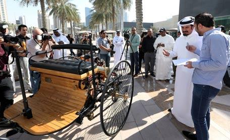 The Classic Car Show In Dubai Emirates - Car show dubai