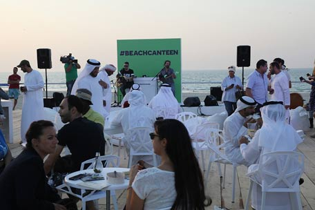 It Will Be Hosted At Three Por Beach Spots Jumeirah 1 Open Kite And Sunset Serve Up Dishes From Around The World