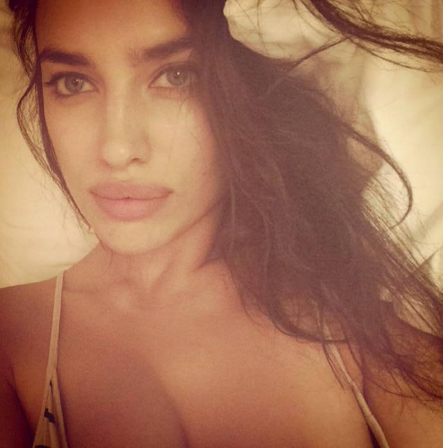 Irina Shayk: Models do clean up - Emirates 24|7