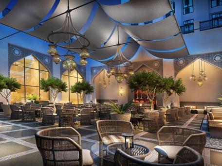 Dubai s emaar launches new hotel brand emirates 24 7 for Boutique design hotel dubai