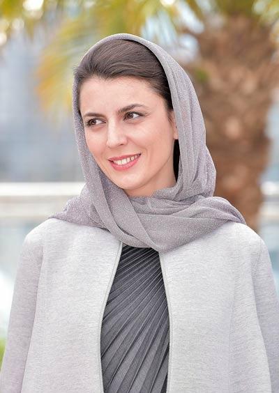 Iranian actress Leila Hatami apologises for kissing in ... Leila Hatami