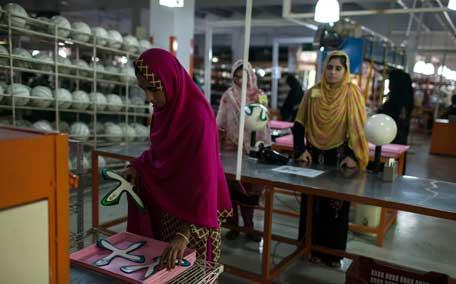 adidas manufacturing