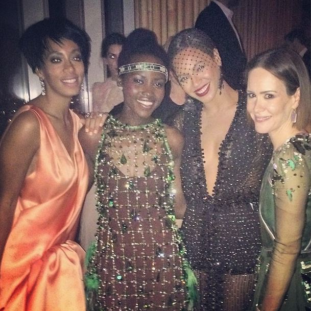 What happened at Met Gala party before Solange attacked Jay