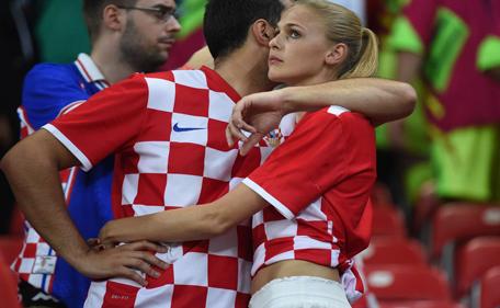 UEFA charges Croatia soccer body for fan disorder, racism ... |Croatia Soccer Fans