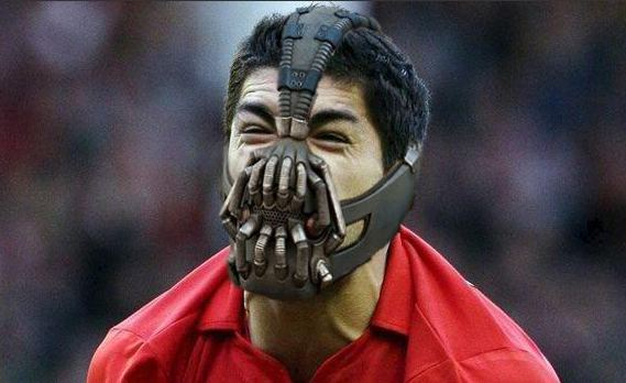 Suarez-mask - WORLD CUP 2014 - World Cup Football | Fifa Soccer