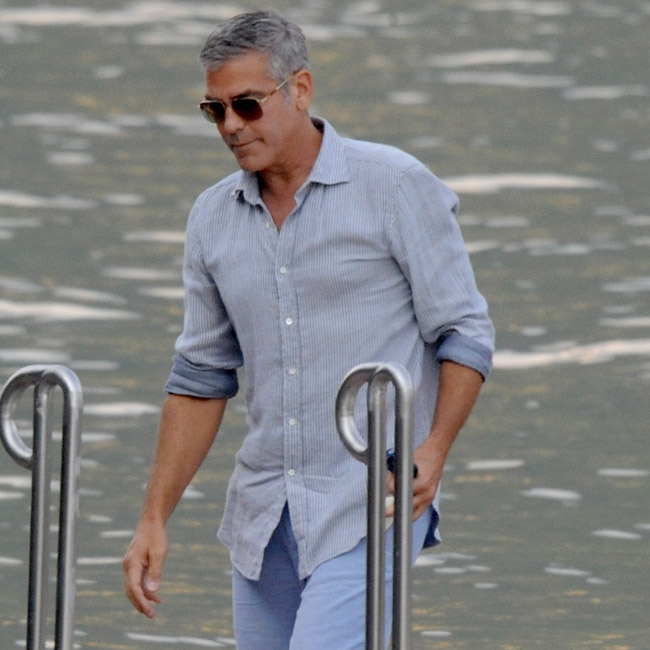George Clooney wants F...