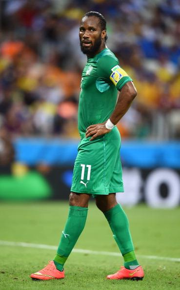 Didier Drogba al FC JUAREZ