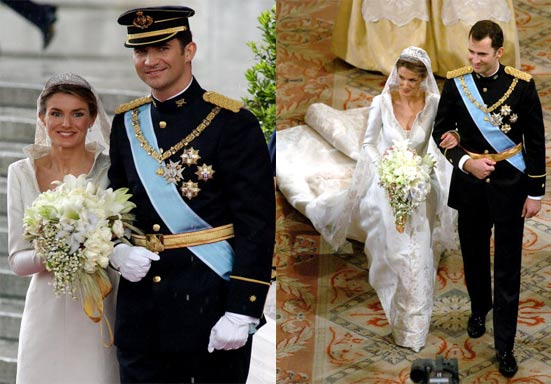 Duchess Kate got competition: Spain's Princess Letizia ...