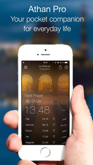 download azan times mobile free